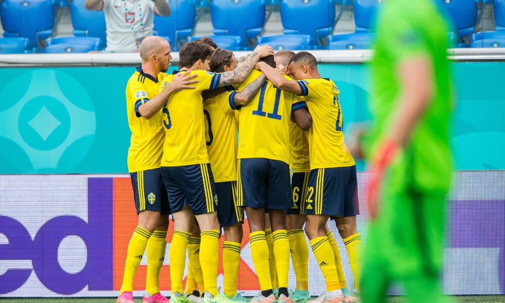 Euro 2020: Πρόκριση για Σουηδία, Ισπανία και… Ουκρανία – Τα σίγουρα ζευγάρια των «16»
