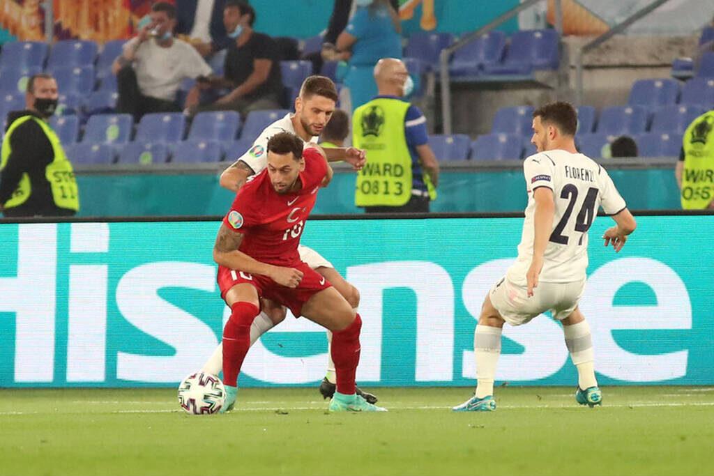 Τουρκία – Ιταλία 0-3: Τους ισοπέδωσαν… (+videos)