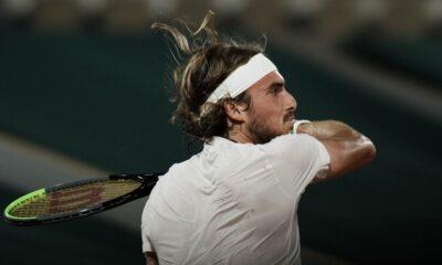 Τσιτσιπάς - Μεντβέντεφ 3-0: Οδοστρωτήρας Στέφανος, στα ημιτελικά του Roland Garros (videos) 18