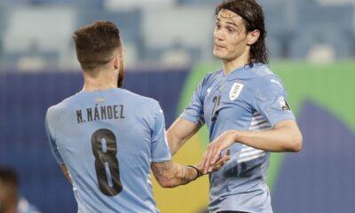 Copa America: Κλείδωσε την πρόκριση η Ουρουγουάη, πέρασε τη Χιλή η Παραγουάη (+videos) 6