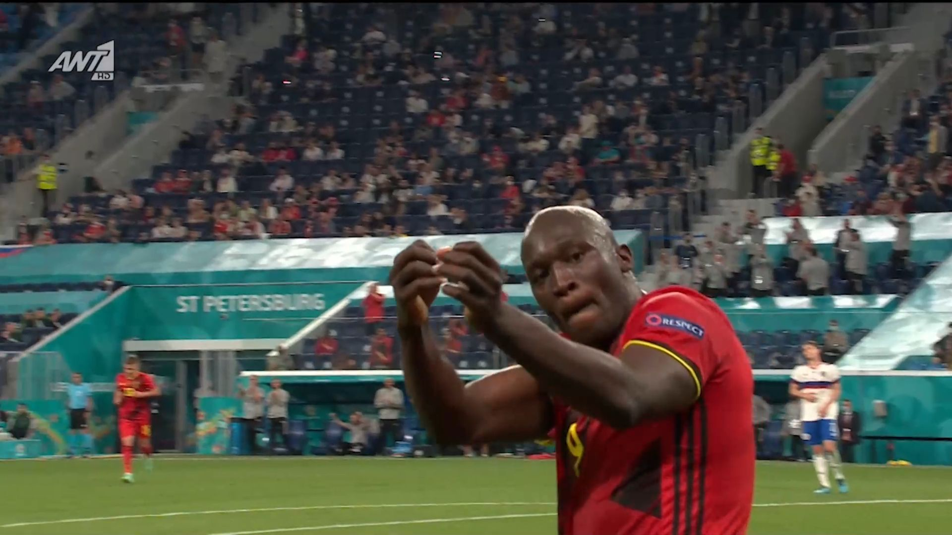 Βέλγιο – Ρωσία 3-0: Γκολ και highlights (video)