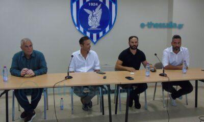 """Νίκη Βόλου: """"Δεν αφορά εμάς η πλαστοπροσωπία, έχει δίπλωμα UEFA Pro o Βοσνιάδης"""" 18"""