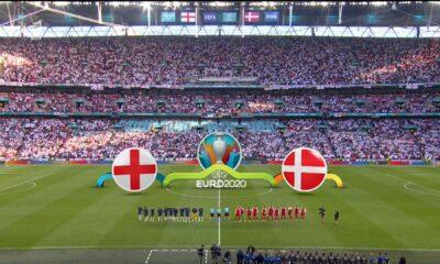 Αγγλία - Δανία : 2-1 (κ.δ. 1-1) (hls) 14
