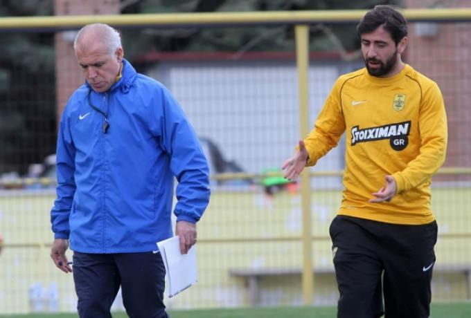 Τάτος: «Η SL2 χρειάζεται υγιείς ομάδες, μάστερ ο Αναστόπουλος»