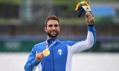 Ολυμπιακοί Αγώνες-Κωπηλασία: Μυθικός Ντούσκος, χρυσό μετάλλιο στο Τόκιο (+videos)