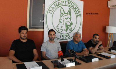 """Θανάσης Τσιόδρας: """"Δεν φεύγει ο Οντσβόνγκ, θα γίνει πάλι μεγάλος ο Παναργειακός""""!"""