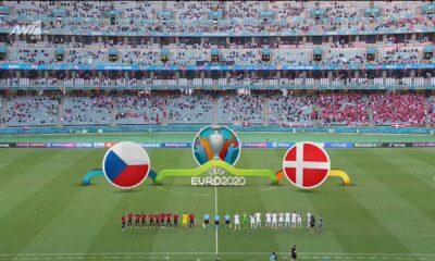 Τσεχία - Δανία : 1-2 (hls) 10