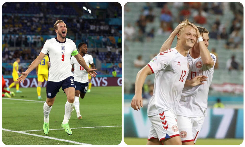 Αγγλία-Δανία: Ο τελικός… χωράει μόνο έναν (+video)