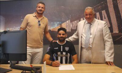 Επιβεβαίωση Sportstonoto: Υπέγραψε ο Λουκίνας στη Μαύρη Θύελλα!