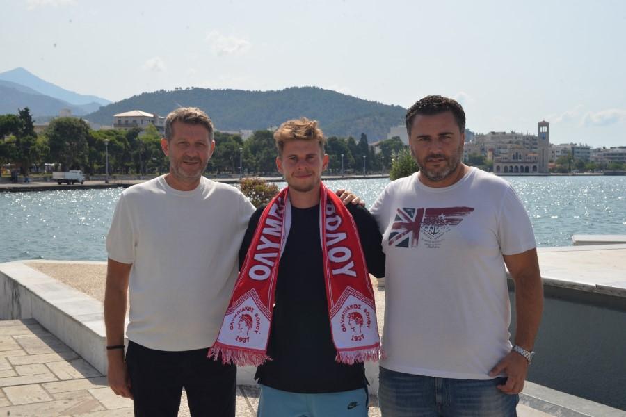 """Ολυμπιακός Βόλου: Επιβεβαίωση Sportstonoto με Φίλιπ Χάσεκ, 9 Αυγούστου η """"πρώτη"""".."""