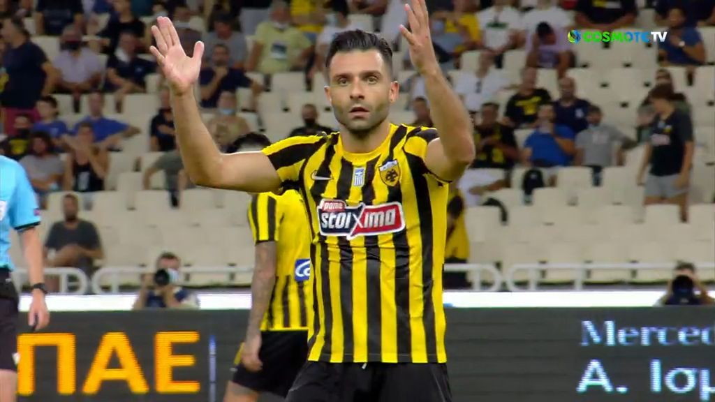 ΑΕΚ – Βελέζ 1-0 (2-3 πεν.): Γκολ και highlights (video)