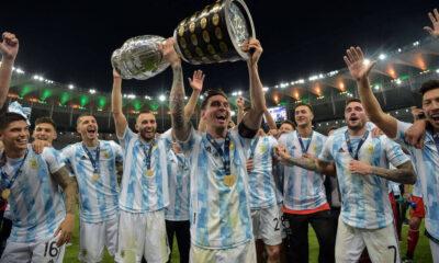 Copa America Αργεντινή - Βραζιλία