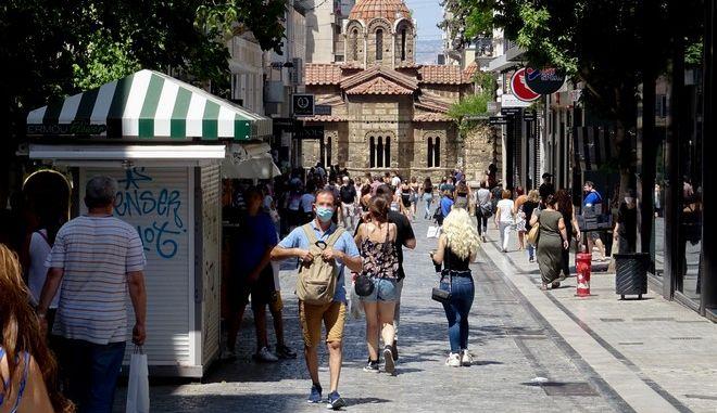 """Κορονοϊός: Η διασπορά στην Ελλάδα, ποιες άλλες περιοχές μπαίνουν στο """"κόκκινο""""  (video)"""