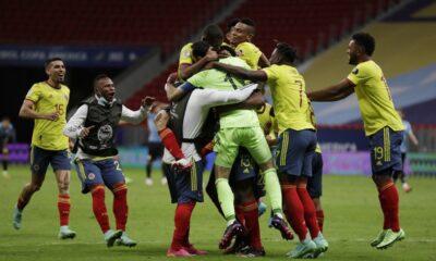 Copa America: Η Κολομβία πέταξε έξω την Ουρουγουάη στα πέναλτι και προκρίθηκε στα ημιτελικά (video) 8