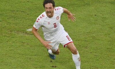 Εύκολα η Δανία, 2-1 την Τσεχία και πέρασε στα ημιτελικά! (+video) 8