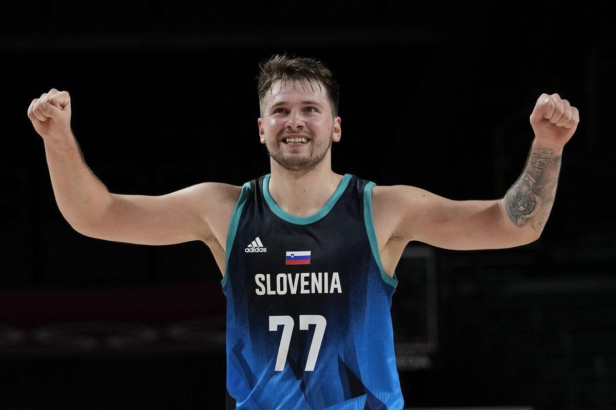 Σαρωτική Σλοβενία, σκόρπισε (118-100) Αργεντινή, 48 πόντους Ντόντσιτς – αυτός δεν ξεχνά την Εθνική του… (+video)
