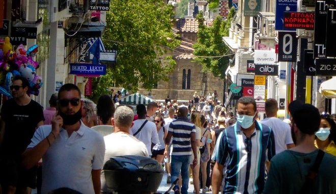 Κορονοϊός: 1553 νέα κρούσματα σήμερα στην Ελλάδα – 8 νεκροί και 134 διασωληνωμένοι ( + video)