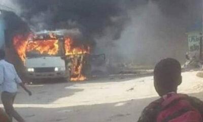 Σομαλία: Πέντε νεκροί ποδοσφαιριστές, 12 τραυματίες