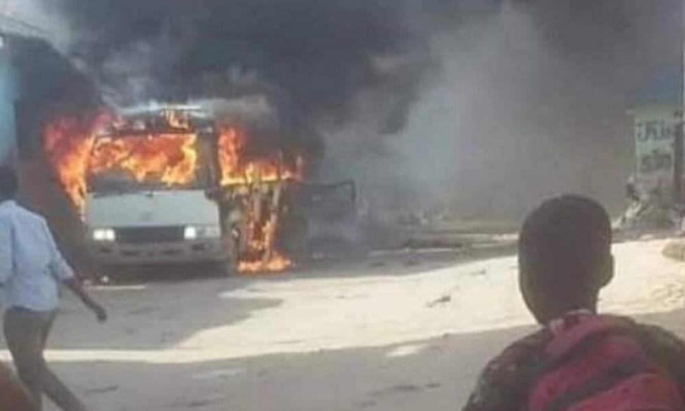 Σομαλία: Πέντε νεκροί ποδοσφαιριστές, 12 τραυματίες 6