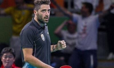 Ολυμπιακοί Αγώνες-Πινγκ Πονγκ: Νέα πρόκριση για Γκιώνη, χωρίς… μετάδοση πάλι από την ΕΡΤ… Απίστευτο