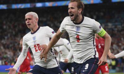 "Euro 2020, Αγγλία - Δανία 2-1: Με ""μαϊμού"" βέβαια πέναλτι... (+video) 12"