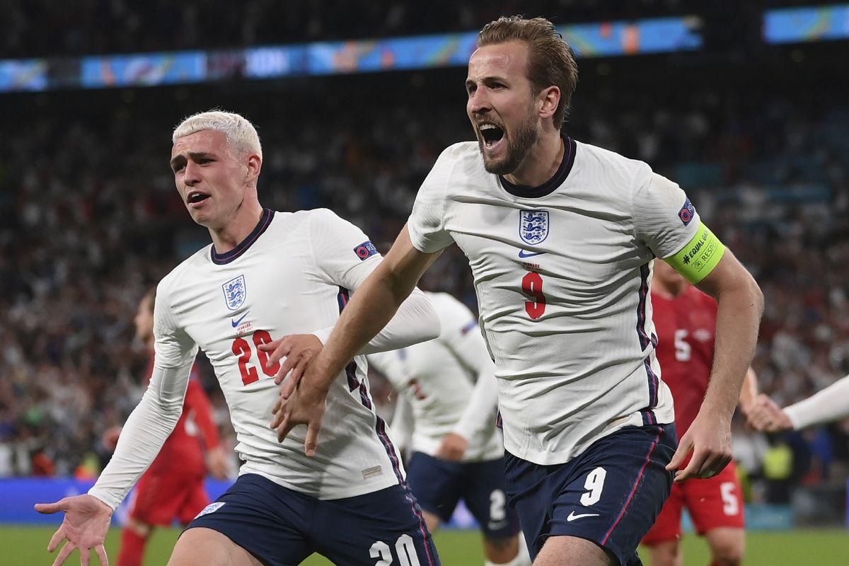 "Euro 2020, Αγγλία – Δανία 2-1: Με ""μαϊμού"" βέβαια πέναλτι… (+video)"