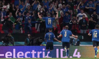 Ιταλία - Αγγλία 1-1 (3-2 πεν.)