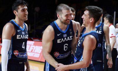 Τουρκία - Ελλάδα 63-81: Μια νίκη μακριά από τους Ολυμπιακούς Αγώνες 6