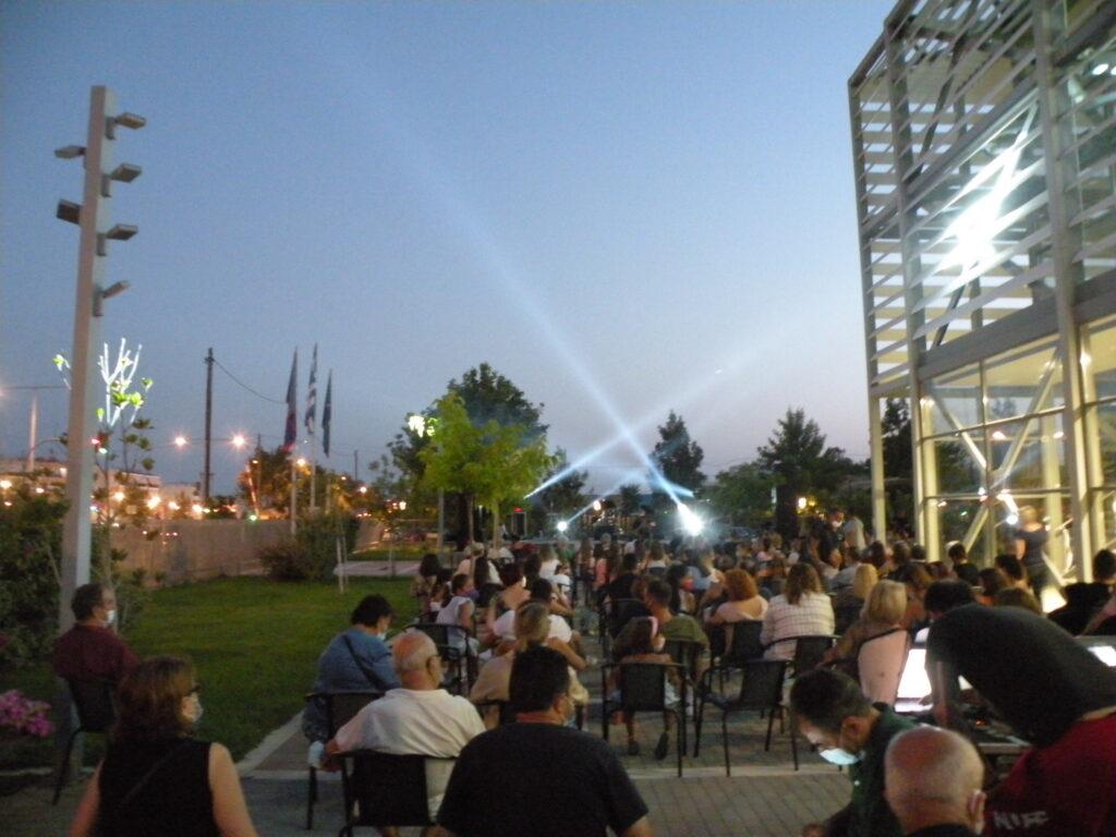 Μαγική βραδιά τη Μαλού, στον κήπο του Μεγάρου Χορού Καλαμάτας – photos