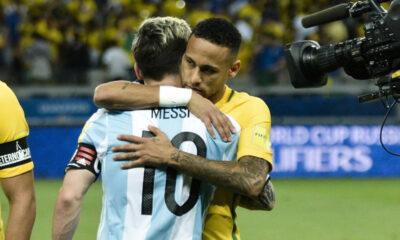 Μέσσι - Ναϊμάρ - Copa America