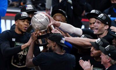 Χοκς - Μπακς 107-118: Στους NBA Finals το Μιλγουόκι, 4-2 την Ατλάντα με ραψωδία Μίντλετον (+video) 8