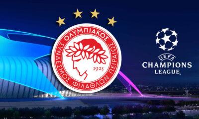 Ολυμπιακός - Νέφτσι Μπακού: Έφτασε η ώρα για τον Θρύλο! 14