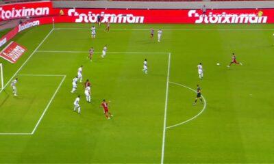 Ολυμπιακός - Νέφτσι 1-0 γκολ