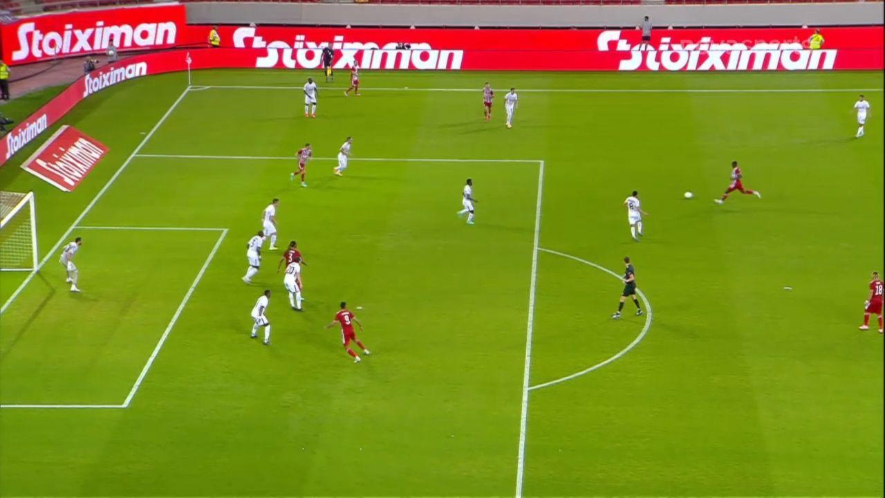 Ολυμπιακός – Νέφτσι 1-0: Γκολ και highlights (videos)