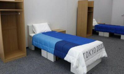 Ολυμπιακοί Αγώνες: Τα κρεβάτια από χαρτόνι στο Ολυμπιακό Χωριό αποτρέπουν το σεξ - Οτι να' ναι... 6