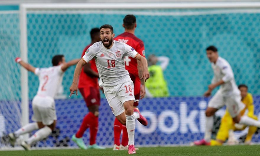 Στα πέναλτι η Ισπανία 4-2 την φοβερή Ελβετία! (+videos)