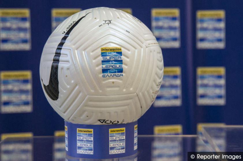 Super League: ΠΑΟΚ-ΑΕΚ την 4η αγωνιστική και Ολυμπιακός-Παναθηναϊκός την 5η! Όλο το πρόγραμμα