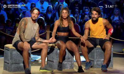 Survivor 4 τελικός: Σάκης Κατσούλης και Ηλίας Μπόγδανος διεκδικούν σήμερα τα 100.000 ευρώ (+video) 12