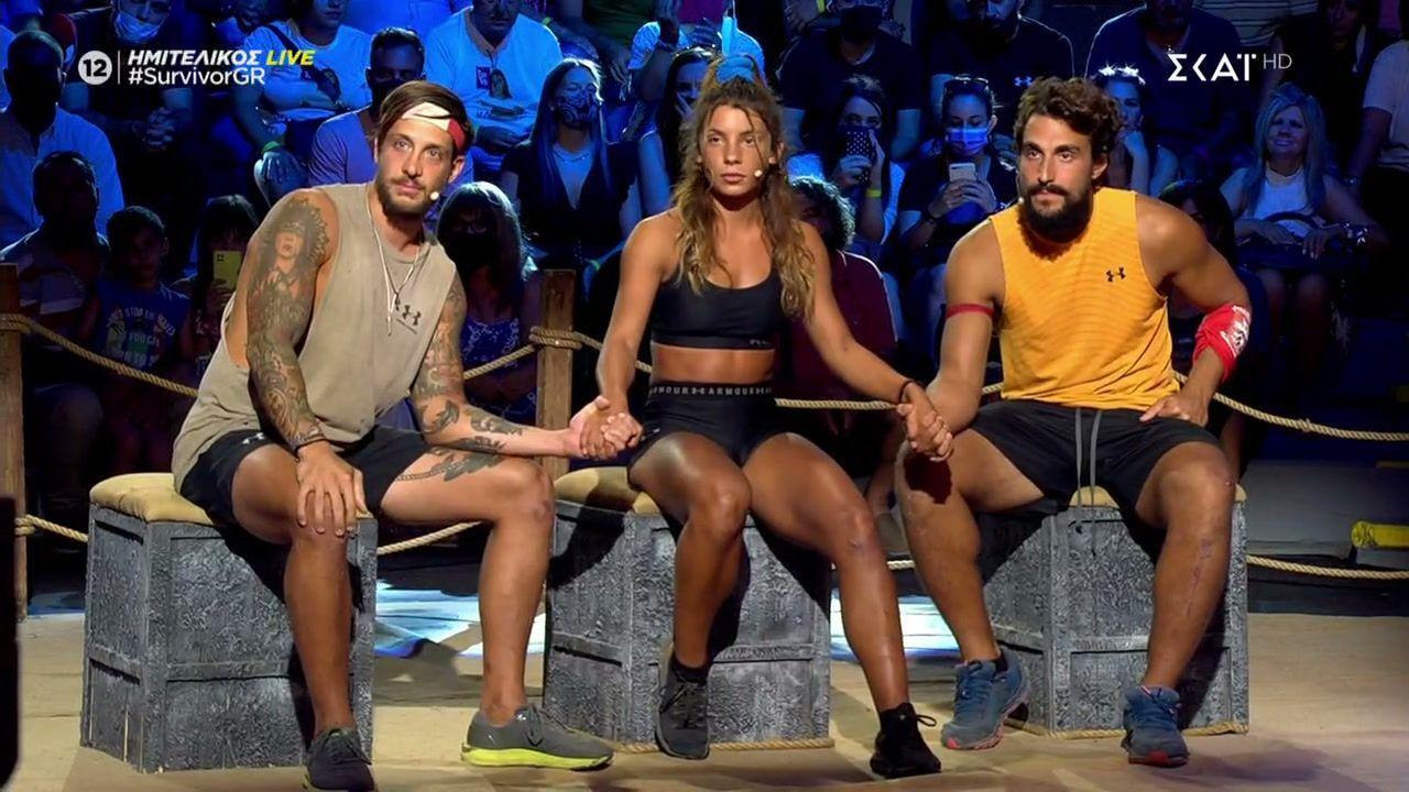 Survivor 4 τελικός: Σάκης Κατσούλης και Ηλίας Μπόγδανος διεκδικούν  σήμερα τα 100.000 ευρώ (+video)