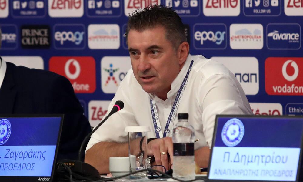 """""""Παζάρια"""" τώρα με Ζαγοράκη οι κρητικές ομάδες της Γ' Εθνικής…"""