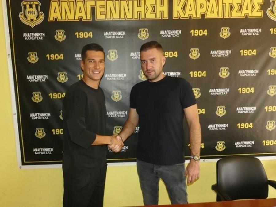 Επιβεβαίωση Sportstonoto.gr και για Καρανίκα σε Αναγέννηση Καρδίτσας