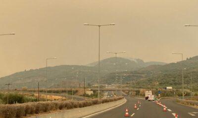 Άνοιξε κατά το ήμισυ η νέα Εθνική οδός Καλαμάτα - Αθήνα... 6