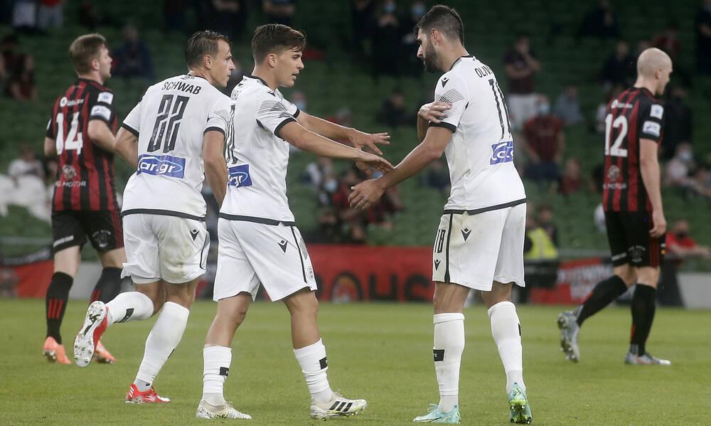 Μποέμιανς – ΠΑΟΚ 2-1: Ο Ολιβέρια τον έκανε να ελπίζει…