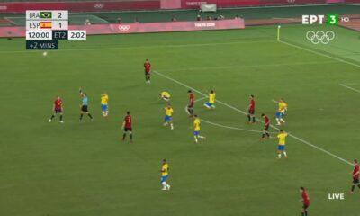 Βραζιλία - Ισπανία 2-1 (1-1 κ.δ) 6