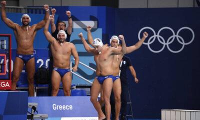Εθνική Ελλάδας πόλο