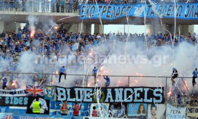 """Blue Angels"" προς διοίκηση Νίκης: ""ΟΧΙ κολλητιλίκια με το ευτραφές παιδί""! 13"
