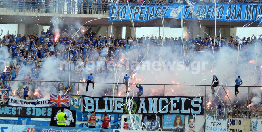 """Blue Angels"" προς διοίκηση Νίκης: ""ΟΧΙ κολλητιλίκια με το ευτραφές παιδί""!"