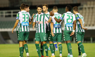 Ξανά χωρίς νίκη, 1-1 με την Τρίπολη, ο Παναθηναϊκός 20