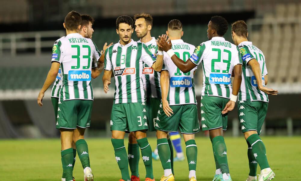Ξανά χωρίς νίκη, 1-1 με την Τρίπολη, ο Παναθηναϊκός