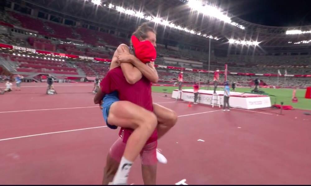 Ολυμπιακοί Αγώνες: Μαγικός τελικός στο ύψος, μοιράστηκαν το χρυσό δύο αθλητές! (+video)